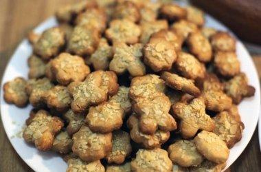 Trapieji spelta sausainiukai