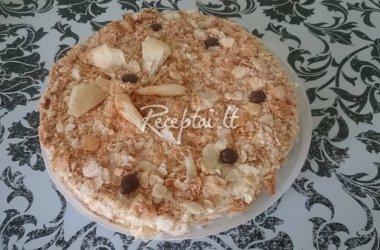 Tortas - Pavasarinis Napoleonas