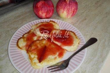 Obuolių sklindžiai