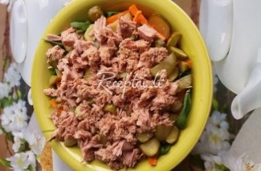 Skaniosios tuno salotos