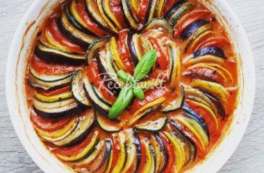 Rudeniška daržovių užkepėlė - La troškinys
