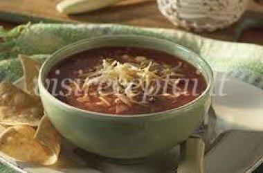 Aštri meksikietiška sriuba