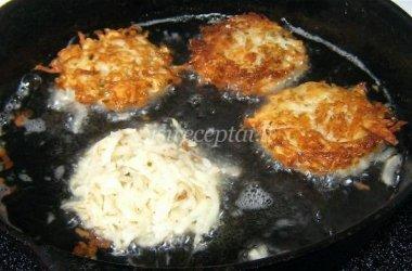 Bulviniai blynai (Kiek kitaip)