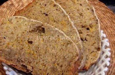 Duona su imbieru ir česnaku