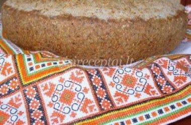 Sėlenų duona