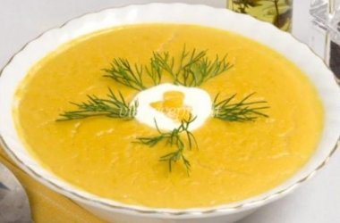 Trinta kukurūzų sriuba