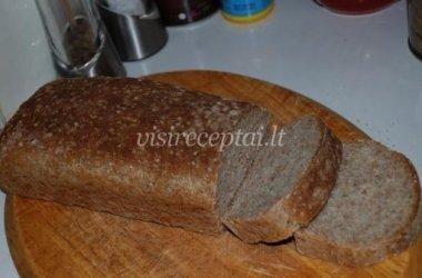 Sveikuolių duona