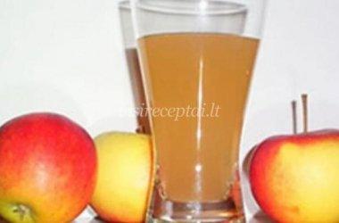 Obuolių gėrimas