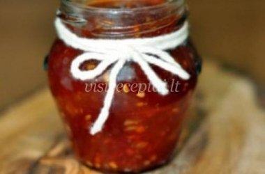 Pomidorų ir čili padažas