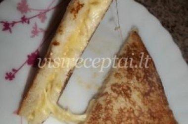 Sumuštiniai su sūriu