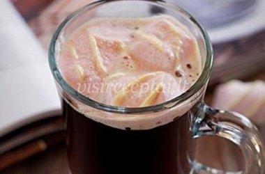 "Kavos ir ""coco-colos"" kokteilis"