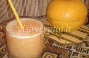 Greipfrutų kokteilis