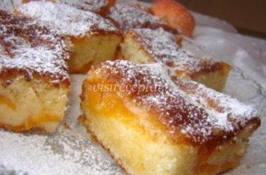 Abrikosų pyragas