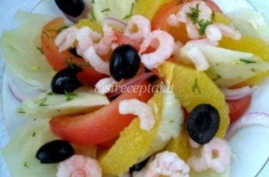Sicilietiškos salotos