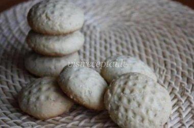 Arbatiniai sausainiai