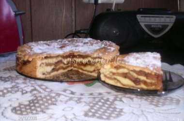 Ramunės obuolių pyragas