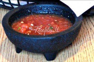 Salsa receptas EN