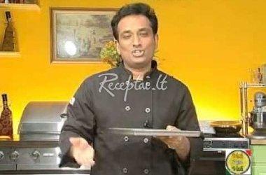 Indiškas Naan receptas EN