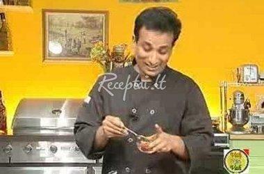Indiškas Bagara baingan receptas EN