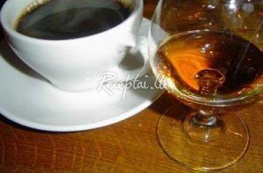 Kava su brendžiu