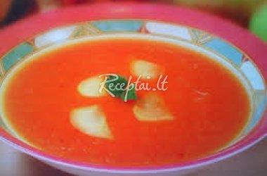 Vengriška šalta sriuba