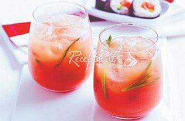 Moteriškas degtinės kokteilis