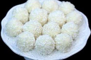 Kokosiniai rutuliukai