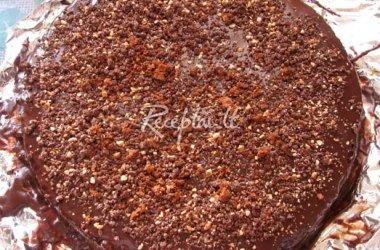 Gardus tortas