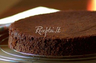 Miglės kakavinis pyragas