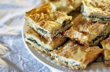 Papajaus pyragėliai