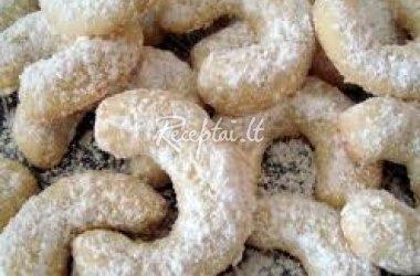 Austriški kalėdiniai sausainukai