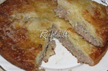 Bulvinis pyragas