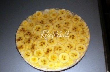 Bananinis tortas-pyragas