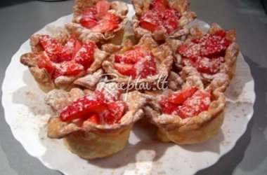 Želiniai pyragėliai