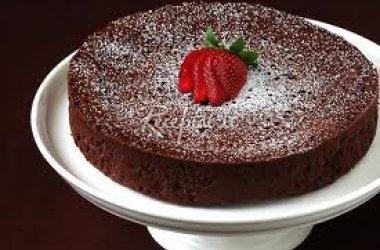 Šokoladinis pyragėlis