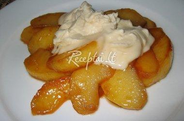 Kremalizuoti obuoliai