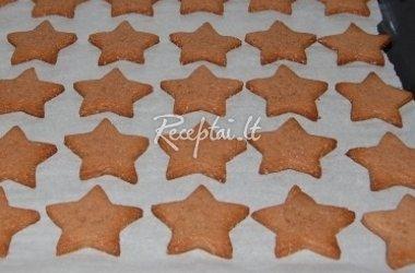 """Sausainiai """"Žvaigždutė"""""""