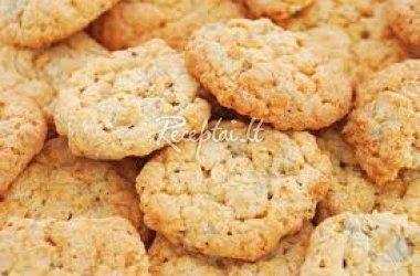 Sausainiai su bananais