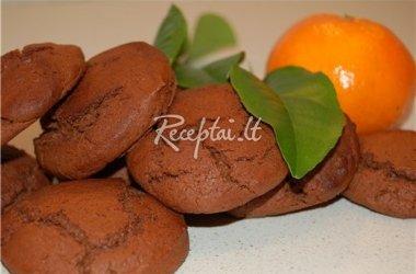 Austriški šokoladiniai sausainiai