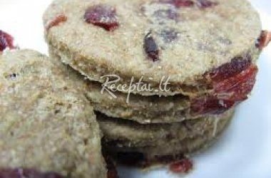 Spanguolių biskvitas