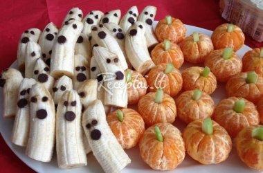 Helovyno užkandžiai
