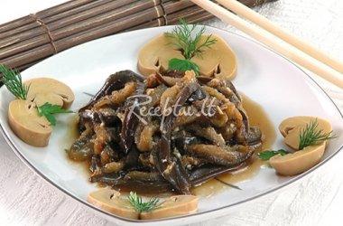 Japoniški baklažanai