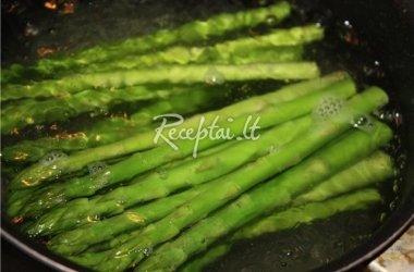 Šparaginės pupelės