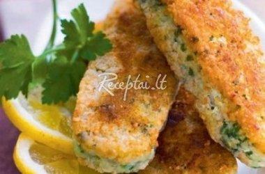 Žuvų piršteliai (naminiai)