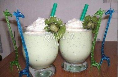 "Ledų kokteilis ""Žirafa"""