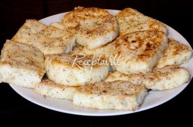 Keptas lietuviškas sūris