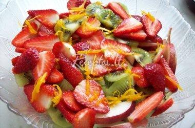 Vaisinės salotos