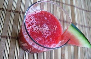 Arbūzinis kokteilis
