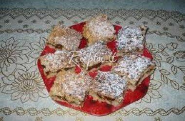 Trupininis pyragas su džemu