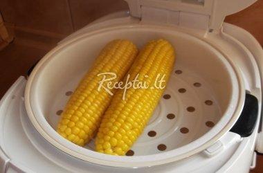 Kukurūzų burbuolės